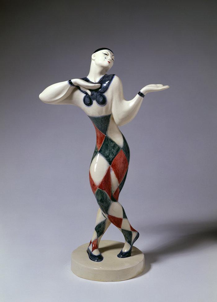 "Fritz Behn, ""Ο χορευτής Nijinsky"" (1912-1923) Photo Badisches Landesmuseum Karlsruhe"
