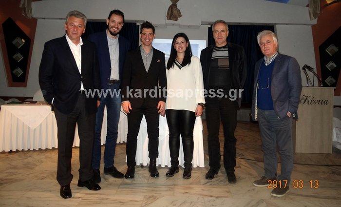 Kαι όμως: Ο Σάκης Ρουβάς γίνεται επενδυτής στην Καρδίτσα
