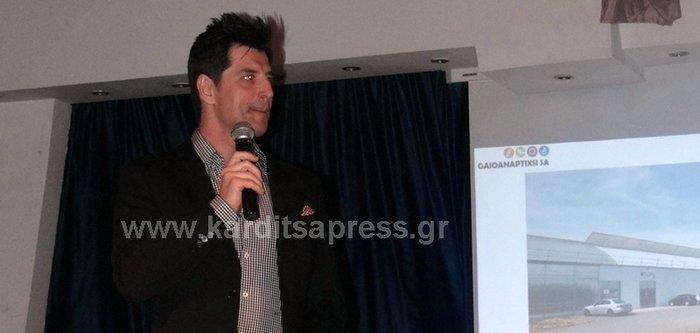 Kαι όμως: Ο Σάκης Ρουβάς γίνεται επενδυτής στην Καρδίτσα - εικόνα 3
