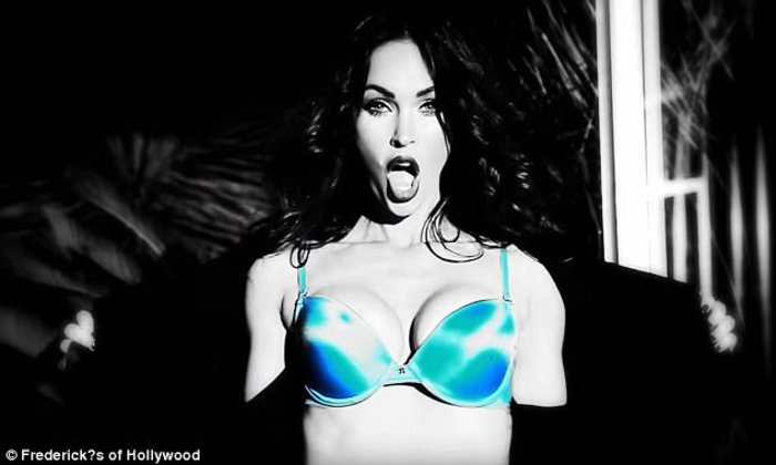 Η Μέγκαν Φοξ και το photoshop που εξόργισε: «Είναι σίγουρα η Φοξ;» - εικόνα 6