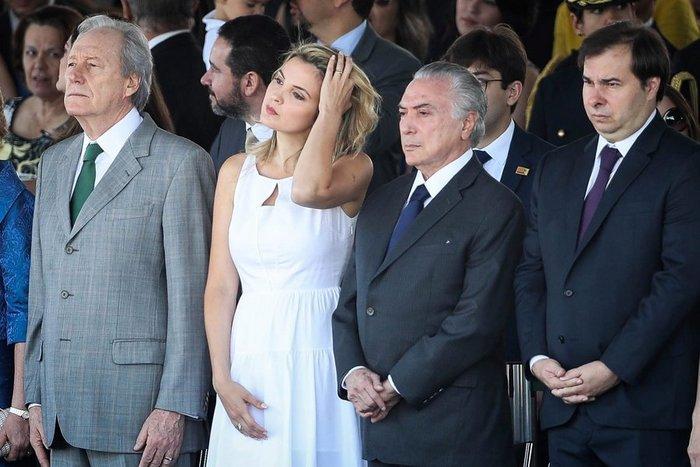 Βραζιλία: Φάντασμα «έδιωξε» το προεδρικό ζεύγος από την οικία του!