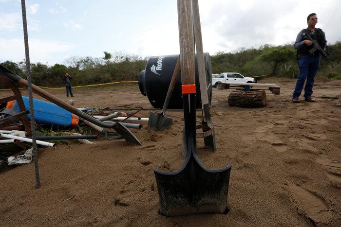 Βρήκαν 250 κρανία σε μαζικούς τάφους στο Μεξικό - εικόνα 2
