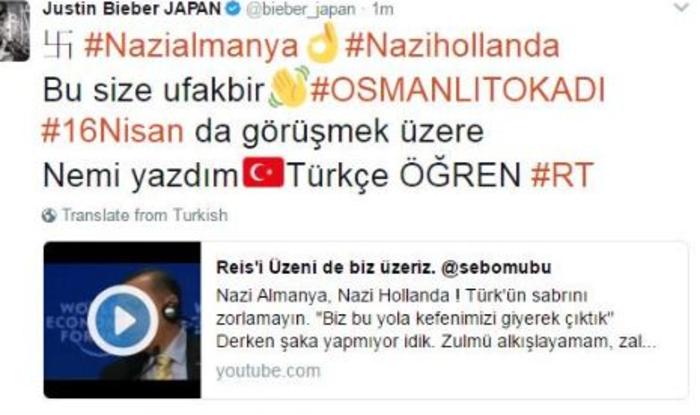 «Πόλεμος» χάκερ στο διαδίκτυο υπέρ του Ερντογάν - εικόνα 2