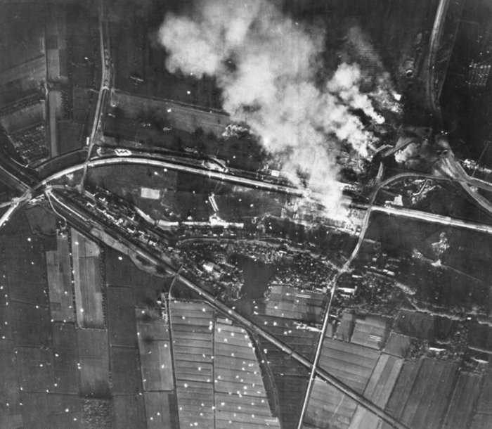 Όταν η Λουφτβάφε ισοπέδωσε το Ρότερνταμ λόγω της αντίστασης - εικόνα 5
