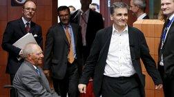 Σόιμπλε σε Τσακαλώτο: Ελπίζω ότι τελειώνουμε - Η Ελλάδα έχει υποχρεώσεις
