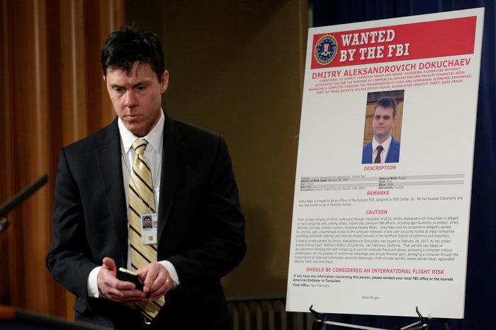 Οι ΗΠΑ απήγγειλαν κατηγορίες σε Ρώσους κατασκόπους και χάκερ - εικόνα 2