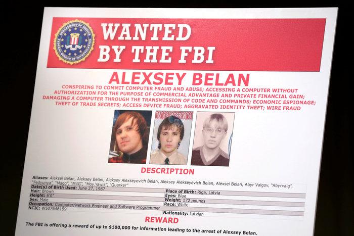 Οι ΗΠΑ απήγγειλαν κατηγορίες σε Ρώσους κατασκόπους και χάκερ - εικόνα 3