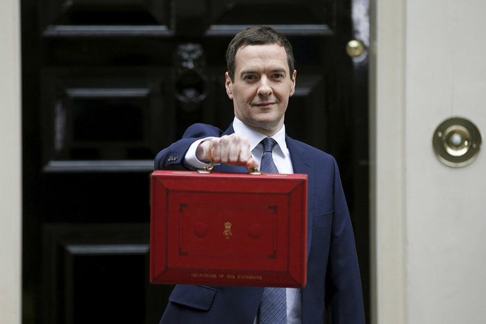 Ο πρώην ΥΠΟΙΚ της Βρετανίας γίνεται διευθυντής εφημερίδας - εικόνα 2