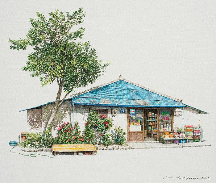 Πόση ομορφιά κρύβουν τα πανέμορφα ψιλικατζίδικα της Νότιας Κορέας - εικόνα 2