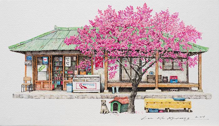 Πόση ομορφιά κρύβουν τα πανέμορφα ψιλικατζίδικα της Νότιας Κορέας - εικόνα 5