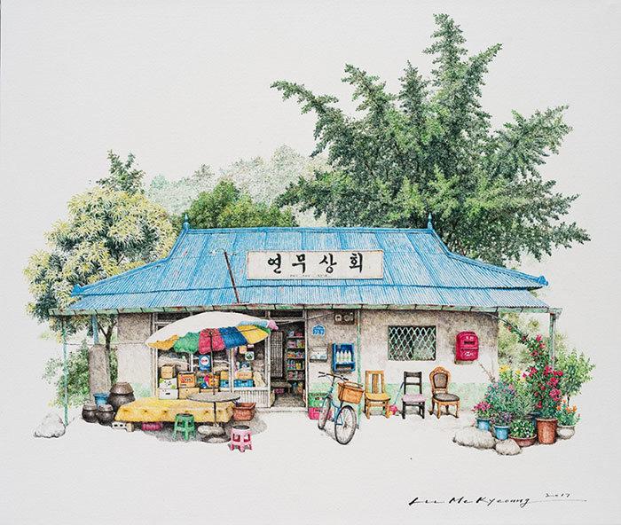 Πόση ομορφιά κρύβουν τα πανέμορφα ψιλικατζίδικα της Νότιας Κορέας - εικόνα 9