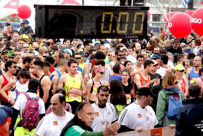 6ος Ημιμαραθώνιος: 21.000 Αθηναίοι έτρεξαν με σύμμαχο τον καλό καιρό - εικόνα 4