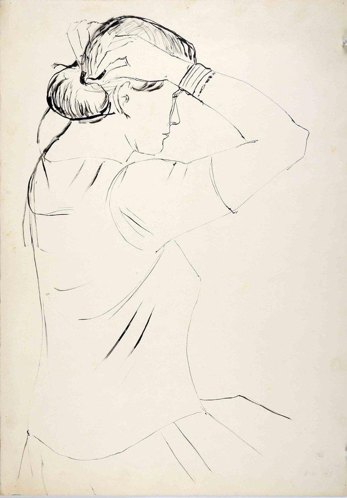 Τα μοναδικά σχέδια του Νίκου Νικολάου 1929-1986 - εικόνα 2