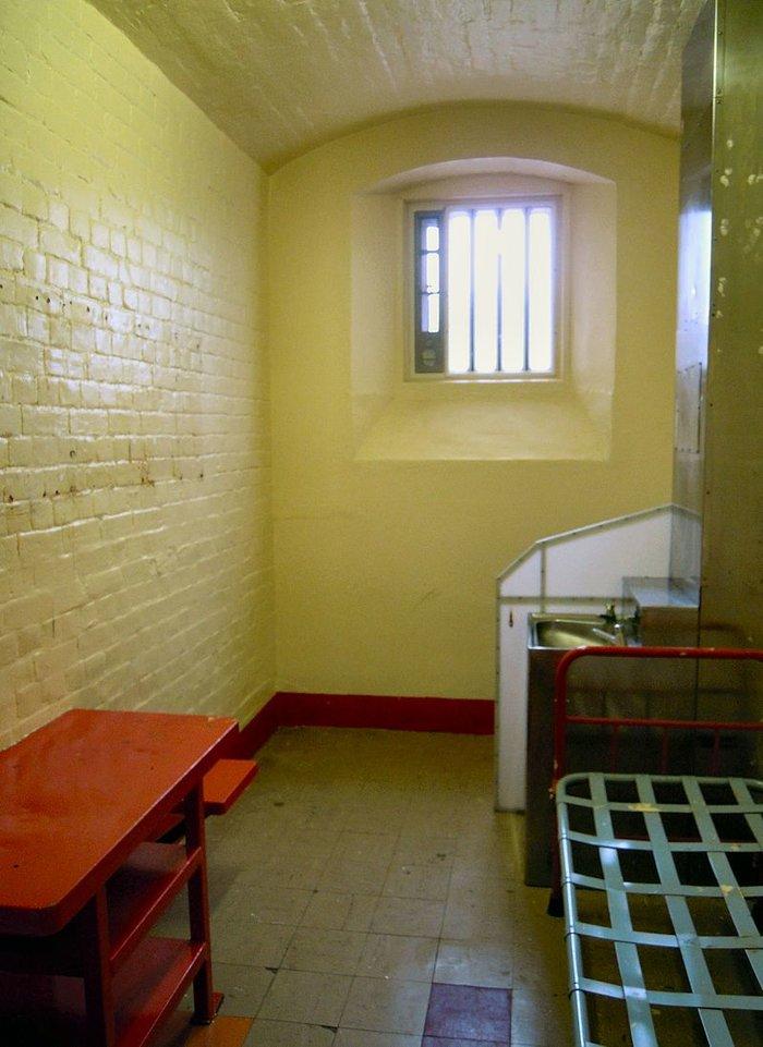 Η φυλακή του Οσκαρ Ουάιλντ