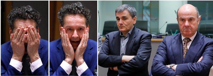 Εμμεσοι πρωταγωνιστές στο δράμα του : ο έλληνας ΥΠΟΙΚ και ο ισπανός ΥΠΟΙΚ