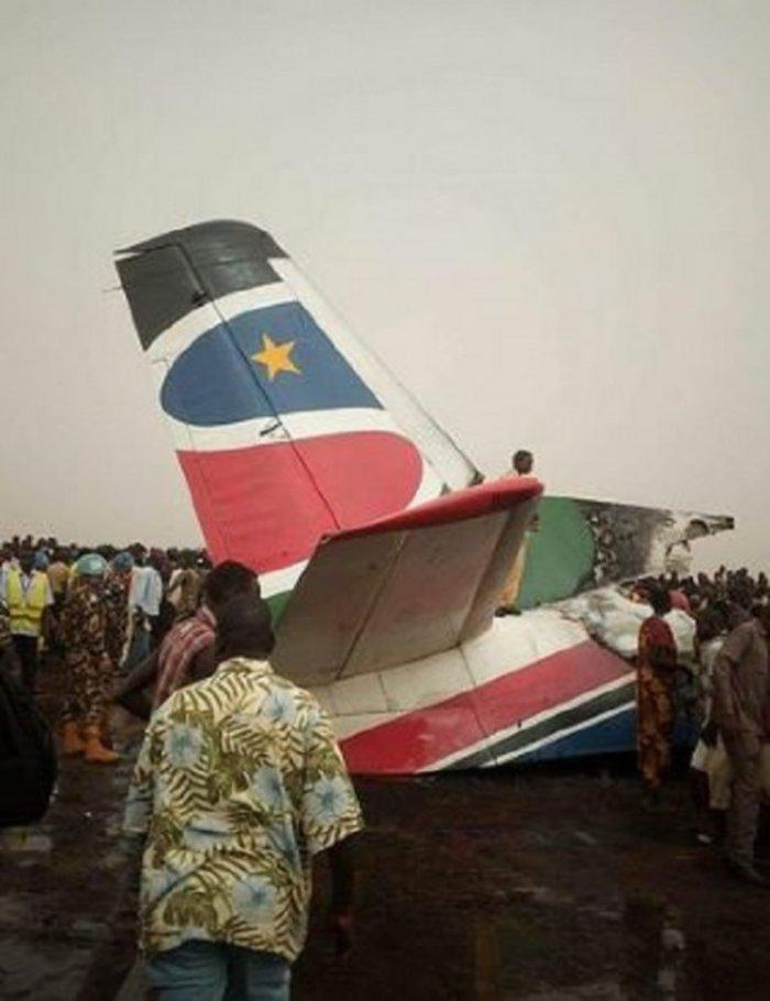 Πολλοί τραυματίες σε συντριβή αεροσκάφους στο Νότιο Σουδάν - εικόνα 2