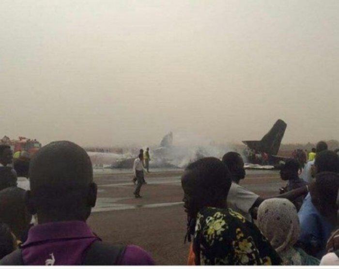 Πολλοί τραυματίες σε συντριβή αεροσκάφους στο Νότιο Σουδάν - εικόνα 3