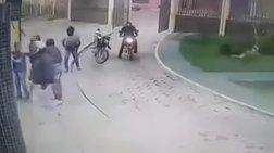 Αιχμαλώτισαν τους φύλακες και εκτέλεσαν ακτιβιστή