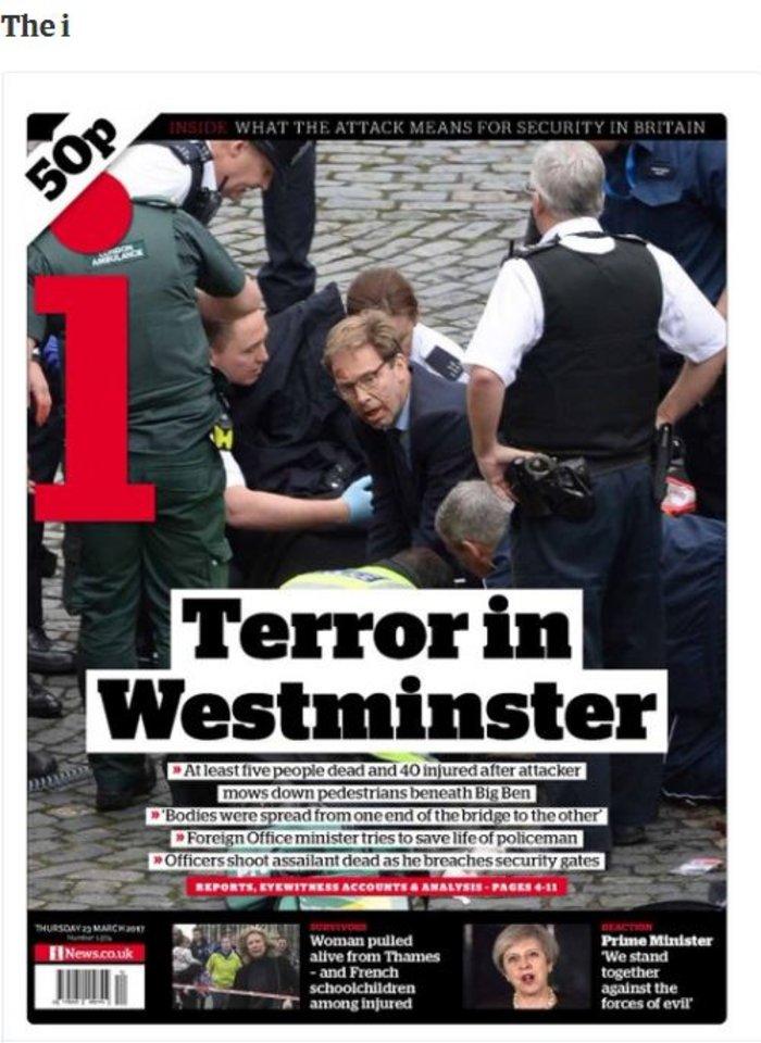 Πρωτοσέλιδα βρετανικού Τύπου: «Χτύπημα στην δημοκρατία» - εικόνα 5