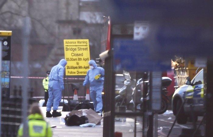 Tρόμος στην καρδιά του Λονδίνου με 4 νεκρούς & 29 τραυματίες - εικόνα 5