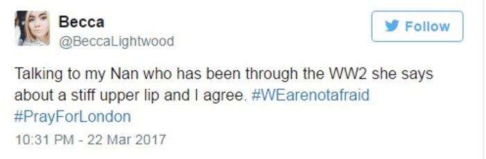 #WeAreNotAfraid: Οχι στον φόβο λένε οι Λονδρέζοι - εικόνα 8