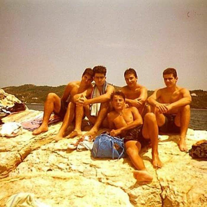 Φωτογραφία-ντοκουμέντο: Ο έφηβος Γ.Αγγελόπουλος από το Survivor σε διακοπές