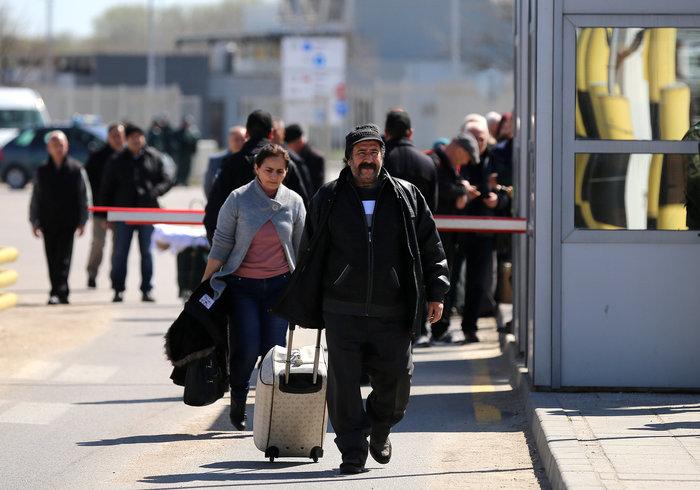 Ενταση στα σύνορα Τουρκίας - Βουλγαρίας από εθνικιστές