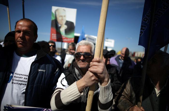 Ενταση στα σύνορα Τουρκίας - Βουλγαρίας από εθνικιστές - εικόνα 2