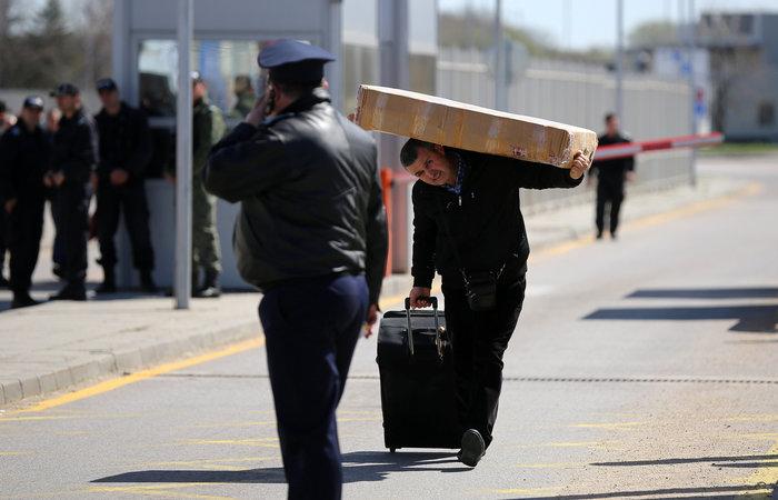 Ενταση στα σύνορα Τουρκίας - Βουλγαρίας από εθνικιστές - εικόνα 5