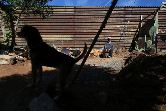 Σύνορα ΗΠΑ - Μεξικού: Απελπισία και όνειρα στον φράκτη του Μπους - εικόνα 3