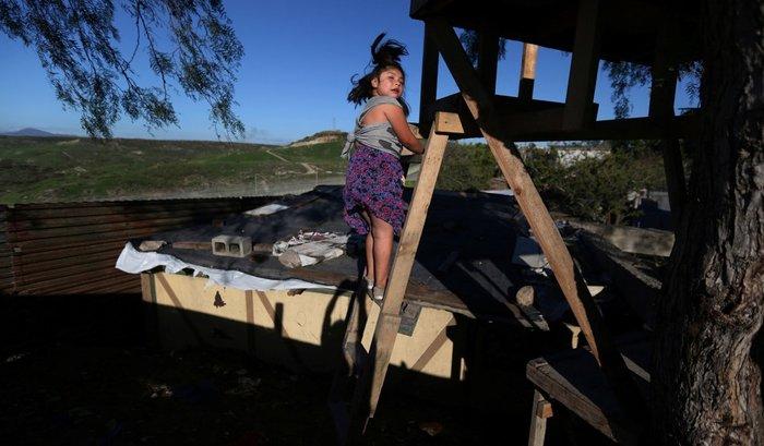 Σύνορα ΗΠΑ - Μεξικού: Απελπισία και όνειρα στον φράκτη του Μπους - εικόνα 6