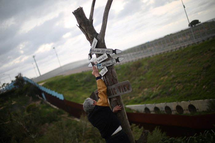 Σύνορα ΗΠΑ - Μεξικού: Απελπισία και όνειρα στον φράκτη του Μπους - εικόνα 7