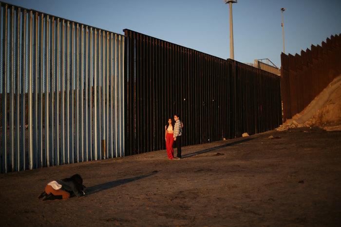 Σύνορα ΗΠΑ - Μεξικού: Απελπισία και όνειρα στον φράκτη του Μπους - εικόνα 11
