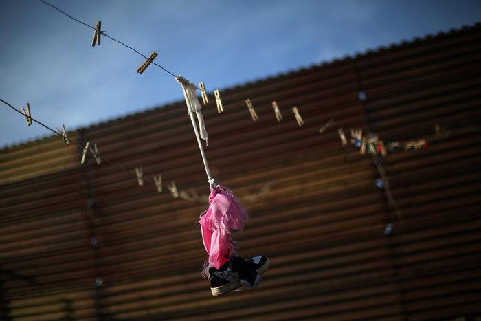 Σύνορα ΗΠΑ - Μεξικού: Απελπισία και όνειρα στον φράκτη του Μπους - εικόνα 18