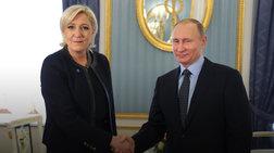 Το «μυστικό» παιχνίδι του Πούτιν με τις εκλογές στην Γαλλία