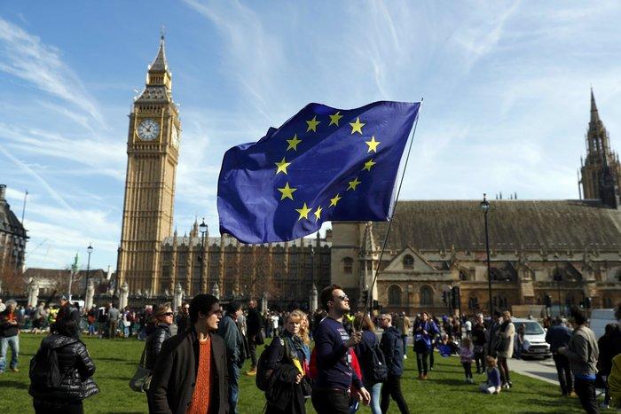 Στους δρόμους κατέβηκαν (ξανά) οι Αγγλοι εναντίον του Brexit - εικόνα 2