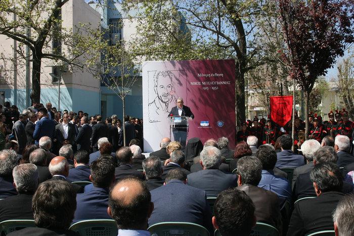 Το μουσείο Μπελογιάννη εγκαινίασε ο Τσίπρας, παρουσία Κουτσούμπα - εικόνα 2