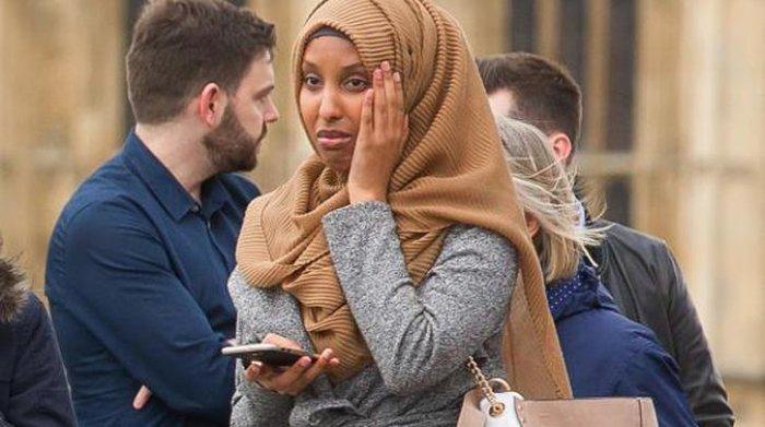 """Επίθεση στο Λονδίνο: Κατασκεύασαν εχθρό μέσω """"fake"""" εικόνας"""