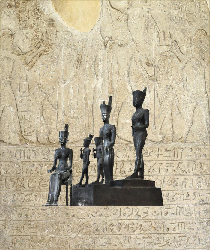 Το Αθέατο Μουσείο παρουσιάζει την «Μεγάλη Νηίθ, δημιουργό του κόσμου - εικόνα 2