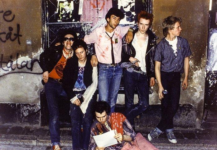 Οι Sex Pistols σε παλαιότερη φωτογραφία
