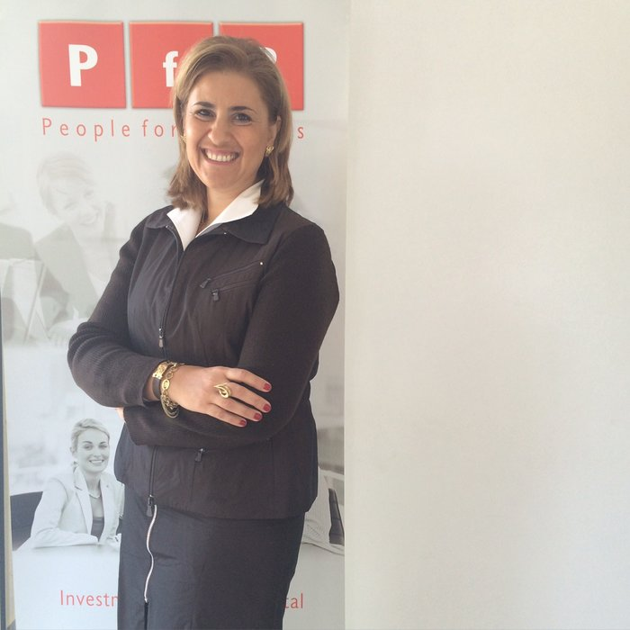 Ρεβέκκα Πιτσίκα, ιδρύτρια και CEO της People For Business