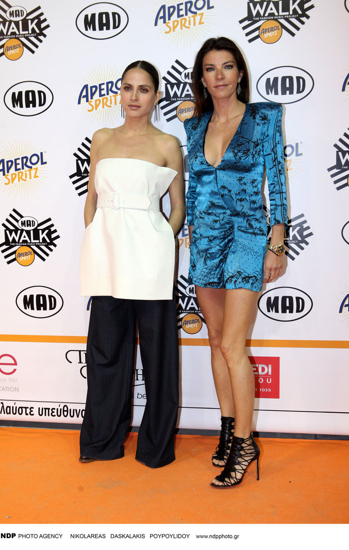 H καλή, η κακή και η άσχημη: Τι φόρεσαν οι κυρίες της σόουμπιζ στα Madwalk