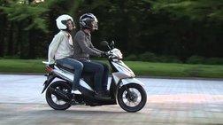 Ανακαλούνται μοτοσικλέτες Suzuki τύπου UK110