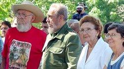 Πέθανε η μικρότερη αδελφή του Φιντέλ Κάστρο στην Κούβα