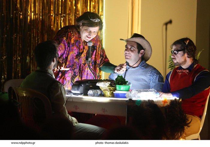«Μπαμπά Χορεύεις;»: Μία ιδιαίτερη παράσταση στο Δημοτικό Θέατρο Πειραιά - εικόνα 2