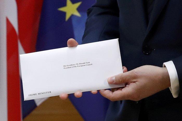 Αυτή είναι η επιστολή της Μέι για το Brexit - Το πλήρες κείμενο - εικόνα 3
