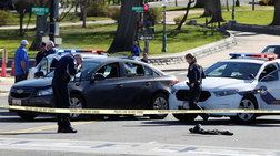Συναγερμός στην Ουάσιγκτον: Πυροβολισμοί μπροστά στο Καπιτώλιο