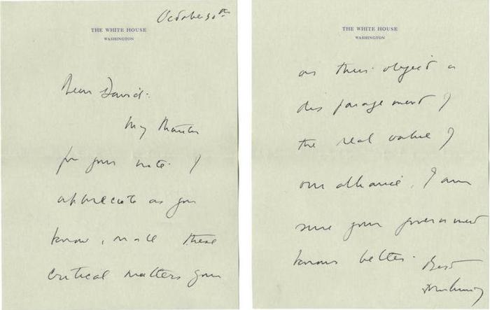 Τα γράμματα της Τζάκι σε άγγλο θαυμαστή λίγο πριν παντρευτεί τον Ωνάση - εικόνα 5