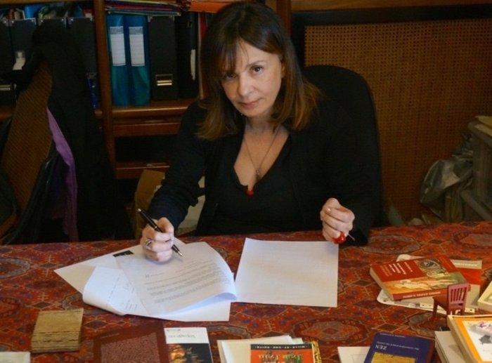 Στην Έρση Σωτηροπούλου το βραβείο Prix Méditerranée 2017 - εικόνα 2