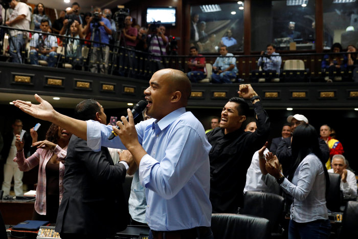 Δικαστικό πραξικόπημα στη Βενεζουέλα, διαλύθηκε η βουλή - εικόνα 2